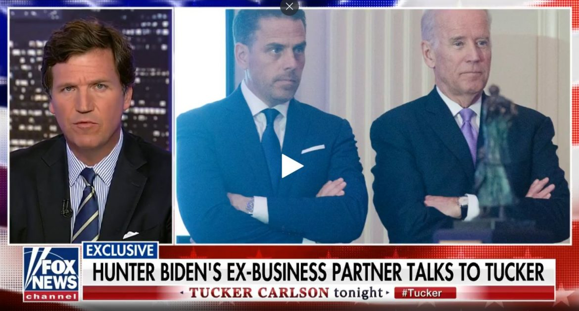 Tony Bobulinski Exposes the Truth about  China and the Biden Family