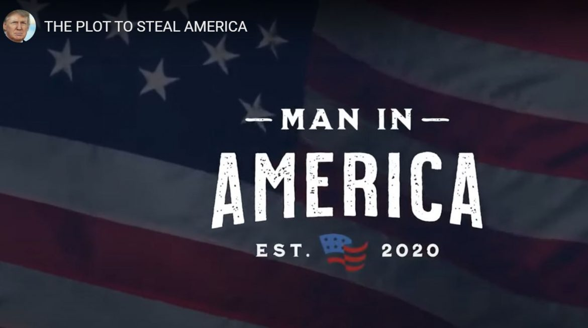 The Plot to Steal America is a Video that Trump Wants Us to See and the CCP Doesn't