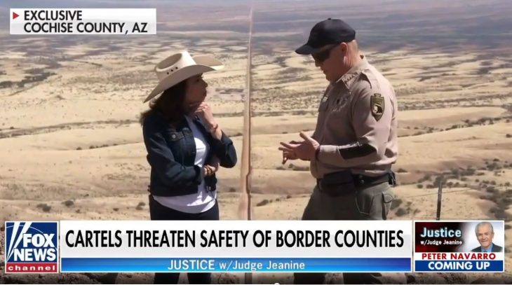 Cartel Trafficking Increases in Arizona After Biden Stops Construction of Border Wall