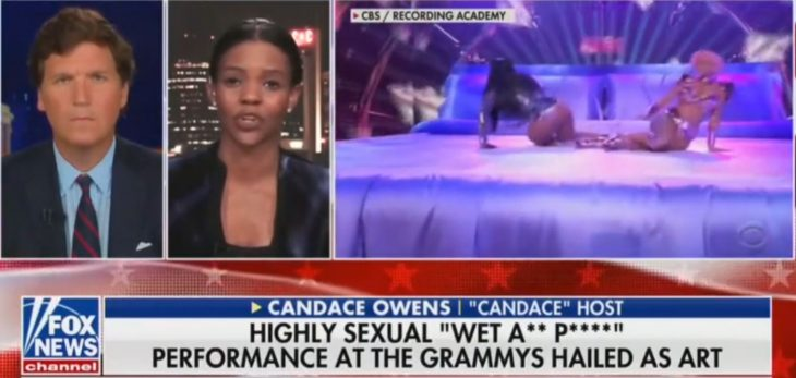Candace Owens Takes on Cardi B & the 2021 Grammy Awards