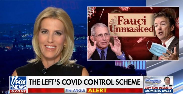 Senator Rand Paul Accuses Dr. Anthony Fauci of Not Following the Science