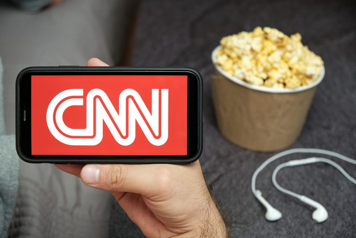 CNN Technical Director Caught on VIDEO by Project Veritas Journalist