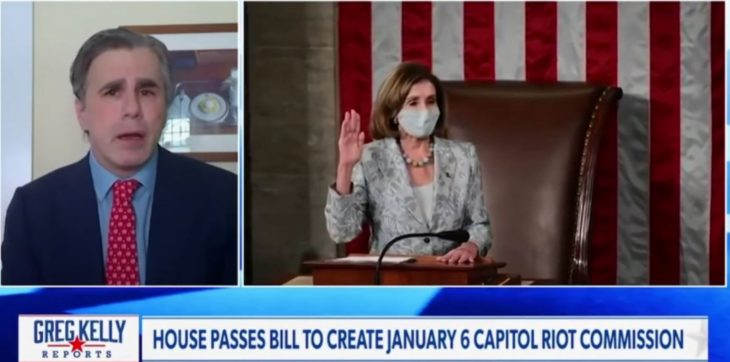 Is Nancy Pelosi's January 6th Capitol Riot Commission Bill Political Theater