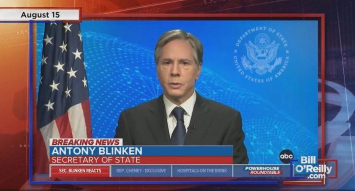 The Taliban Seizure of Kabul Afghanistan Analyzed by Bill O'Reilly